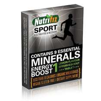 Free Nutrifiz sport electrolyte tablets
