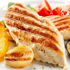 premium chicken breast 5kg £19. upto 20kg per order @ Musclefood
