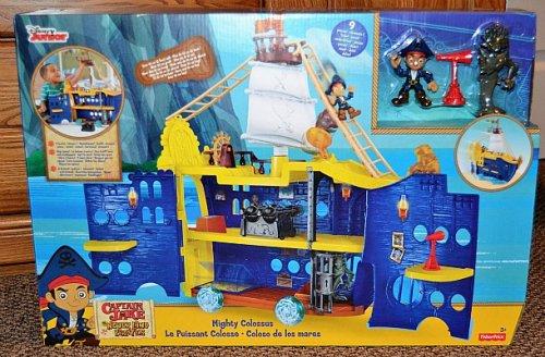 Fisher-Price Jake & the Never Land Pirates Mighty Colossus £17.99 @ Argos / Ebay