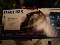 Philips Steam Iron Azur Performer Plus GC4522 £25.50 reduced from £80 @ Sainsbury's