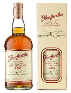 Glenfarclas Single Malt Scotch Whisky 2003 £24 @ M&S