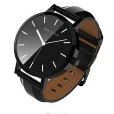 JeTech mobile accessory + June & Ed Stainless Steel Men's Watch with Sapphire Crystal Dial Window (40£ discount) £15.94 Sold by JEDirect UK and Fulfilled by Amazon.