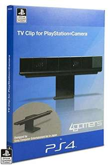 PS4 Officially Licensed Camera CLIP £4.50 with PRIME @ Amazon (or add £1.99 for delivery)