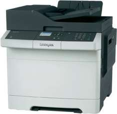 Lexmark CX310dn Multifunction Colour Laser Printer was £149.99 now £99.99 Del with code @ eBuyer