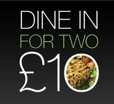 Here we go again with the second August £10 M&S Dine in deal !