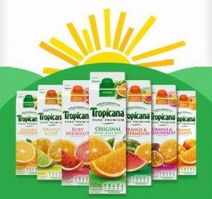 1 Litre Tropicana juices 2 for £2.59 @ Co-op