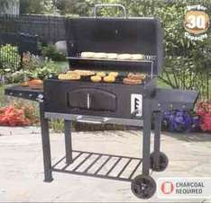 Uniflame American Grill BBQ Barbeque charcoal Asda £100 reduced from £149