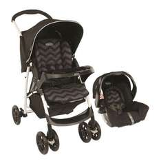 Graco Mirage Plus Travel System in Black ZigZag was £170 now £112.50 Del (with code) @ Tesco Direct