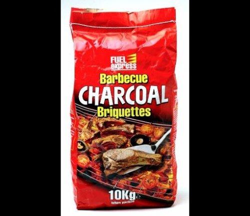 Bag of BBQ briquettes - 10kg for £6.99 @ Argos