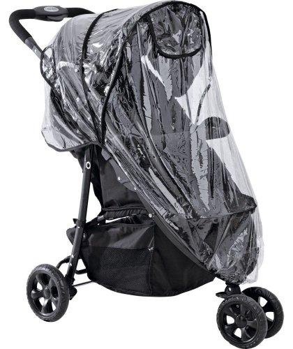 BabyStart 3 Wheeler Pushchair Raincover was £14.99 now £2.99 @ argos