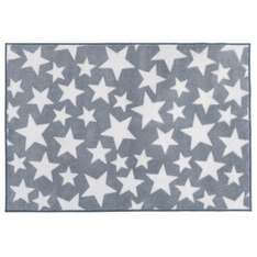 Grey Nusery Rug with White Stars £13.94 (inc Del) @ PreciousLittleOne