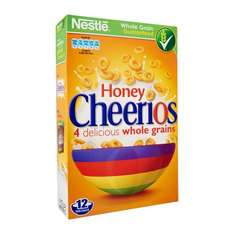 Nestle Cheerios (375g) or Nestle Honey Cheerios (375g) was £2.45 / £2.46 now  £1 @ Morrisons