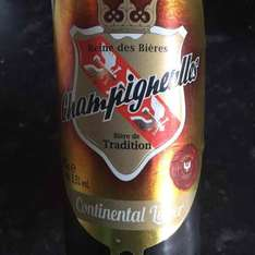 champignuelles lager 500ml £1 at Asda online & in-store