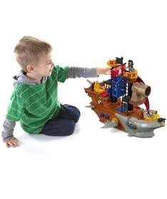 Imaginext Pirate Ship Half Price £34.99 @ Argos