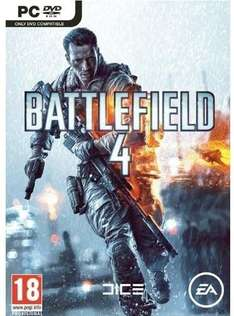 Battlefield 4 (PC Game) £6.99 from CD Keys