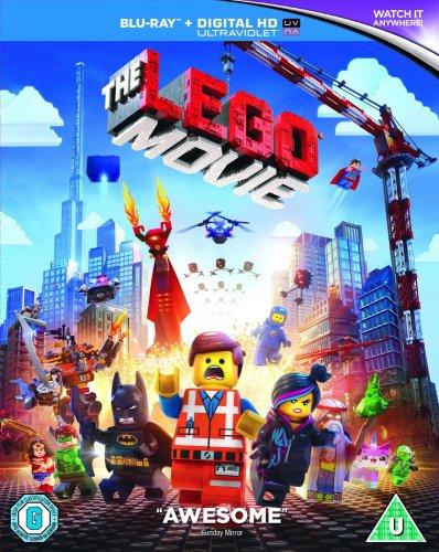 The Lego Movie [Blu-Ray + UV Copy] - £6.49 (Prime) / £8.98 (Non-Prime) @ Amazon