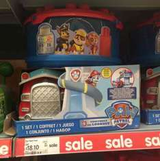 paw patrol construct lookout £18.10 @ Asda