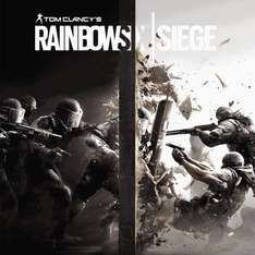 Rainbow Six Siege PS4 only £18.99 for Plus @ PS Store
