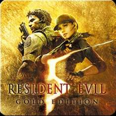 Resident Evil 5 Gold Edition PS3 only £4.99 @ PS Store