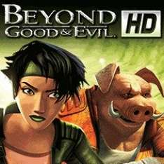 Beyond Good & Evil HD PS3 only £2.49 @ PS Store