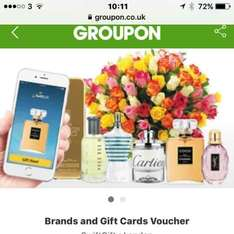 SWIFTGIFT £20 spend for £10 Groupon