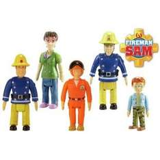 Fireman Sam 5 Figure Set was £9.99 now £4.77 @ Argos