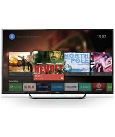 Sony 55 inch KD55X8005CBU SMART UHD TV £699 Argos