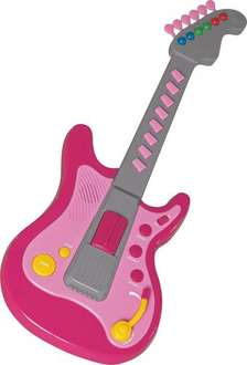 Chad Valley Electronic Toy Guitar - Pink. £3.99 argos @ ebay  free c&c