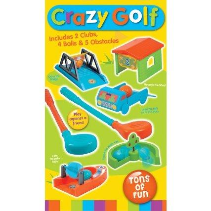 Kids Crazy Golf Set Was £7.99 Now £3.99 @ B&M