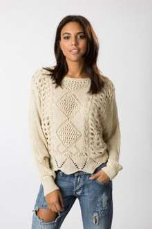Upto 70% Off Women's / Men's Clearance + Extra 40% Off Site Wide with Code + Free Delivery & Returns @ Brand Attic ie Preppy Nude Jumper was £25 now £6 Del /