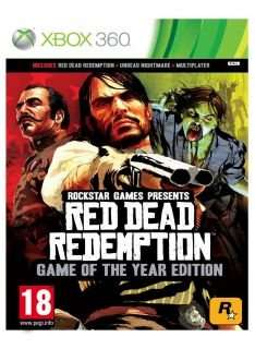 [Xbox One/Xbox 360] Red Dead Redemption (Game of the Year Edition) - £9.99 - SimplyGames