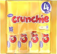Dairy milk, Crunchie, Double Decker and others 4 pk 75p @ Wilko