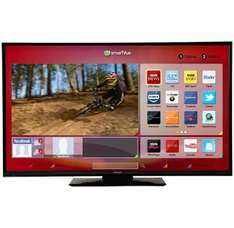 Cheap 48 Inch 1080p Freeview HD Smart LED Internet TV- Hitachi 48HBT62U- Manufacture refurbished with 12 months Argos Guarantee- £239 Argos ebay outlet.