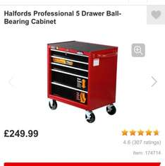 3 full size toolboxes for £50 delivered glitch halfords
