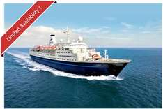 Reduced Again!! From Liverpool: 28 night 'no fly' cruise to Canada £1329pp @  iglu