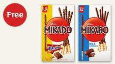Sainsbury's - Ideas & Recipes (free Mikado, yoghurts, Organix and beetroot) with your shop