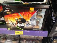 Disney Infinity 3.0 Star Wars Starter Pack PS3 & XBOX at Tesco Direct for £17