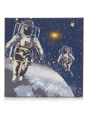 To The Moon LED Wall Art (30cm by 30cm) was £8 now £2.50 C+C @ Asda George (+others in comments)