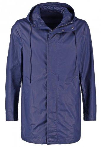Benetton men's navy coat / jacket £22.50 delivered at zalando + quidco