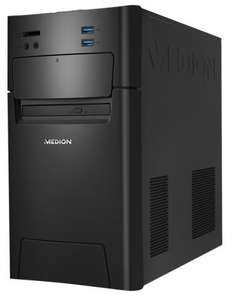 Medion Everyday PC - i3-6100, 128GB SSD, 2TB HDD, 8GB RAM, Windows 10 Home (B-Grade) £289 Medion Shop
