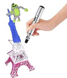 3D Printing Pen, GooDee 3D Printer Pen Mini for 3D Drawing, Modeling, Arts, Crafts Printing with Free ABS supplies (Grey) £25.99 Sold by GooDee and Fulfilled by Amazon.
