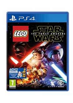 LEGO Star Wars: The Force Awakens (PS4) £25.85 @ Base.com