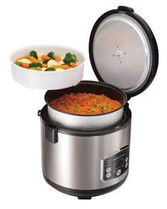 Digital Rice Cooker and Food Steamer, 4.75 Litre £30.99 Amazon Day of the day