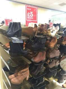 Winter Boots £5 @ New Look (instore) - Southport
