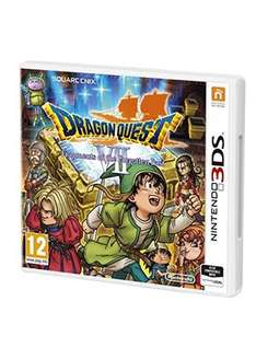 Dragon Quest VII: Fragments of the Forgotten Past - £27.99 @ base.com