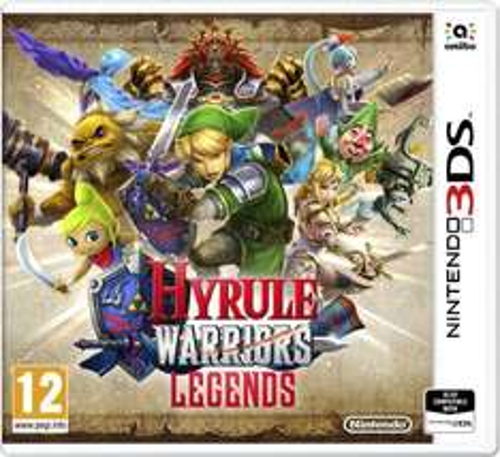 [3DS] Hyrule Warriors Legends £14.85 (SimplyGames)