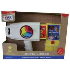 Fisher Price Movie Viewer was £24.99 now £14.99 with FREE Delivery @ Argos