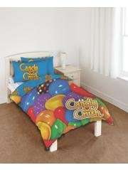 Candy Crush Single Duvet Set was £20 now £8 C+C @ Asda George (also Star Wars Rebels Double Duvet  now £12)