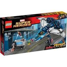 LEGO Super Heroes Avengers Quinjet City Chase - 76032 £42.99 at Argos