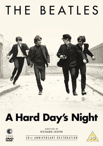 Hard Day's Night - Beatles 50th Anniversary Blu ray instore at Sainsburys